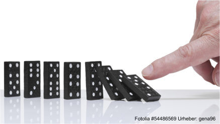 Sind Banken und Versicherungen in Gefahr?